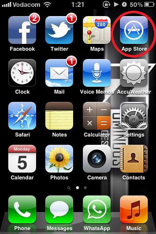 Open App Store