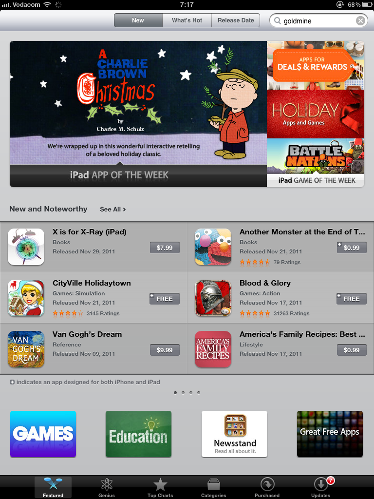 iPad Will Automatically Open App Store for New Country