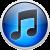 iTunes10 logo